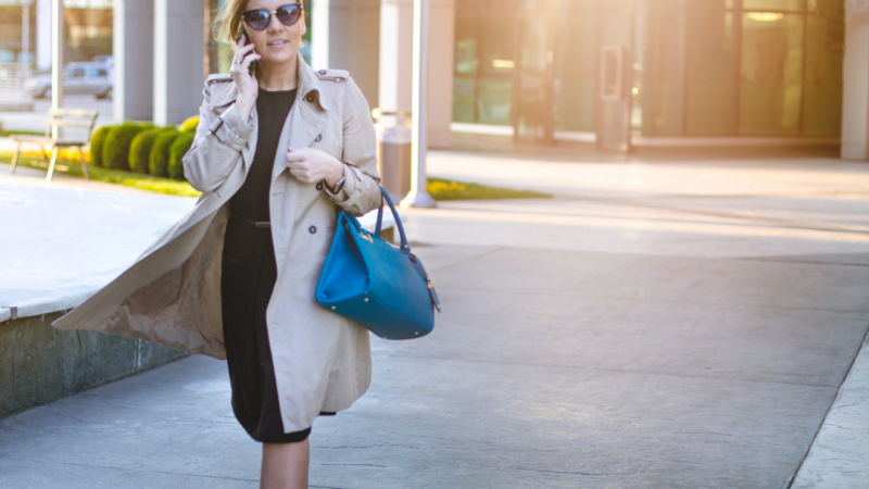 Mild Trends: Casual Trends On-The-Go